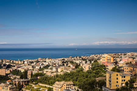 Villa Ornella Fantastic Ocean view and garden - Gênes - Villa