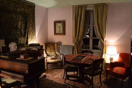 Elegant classic room near the Dordogne - Saint-Sylvain