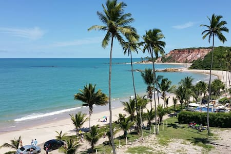 Luxury beachside Penthouse - Conde - Apartamento