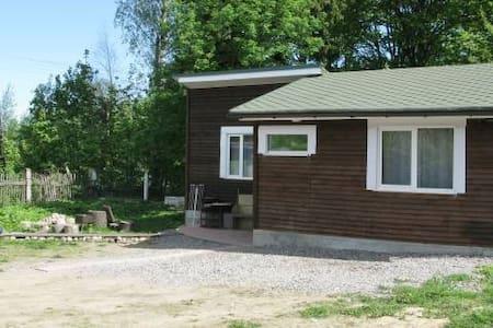 Уютный гостевой дом в Токсово - Chambres d'hôtes