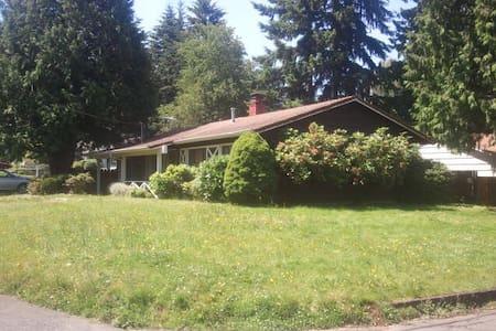 Powell Butte PDX - Ház