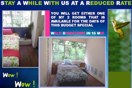 Travel on a BUDGET, Help & Pay Less - San Jose - Apartment