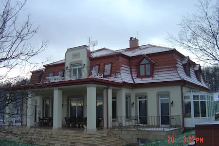 Classic house 50km from Budapest - Nagymaros - House