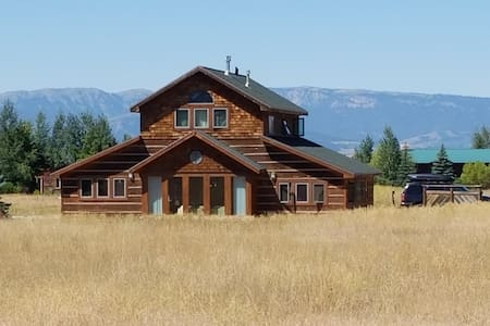 Teton Timber House - Hus