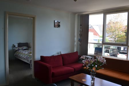Sunny-lovely comfortable Apt. 20 min from CBD - Appartement