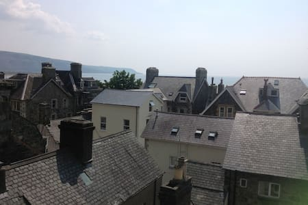 Barmouth holiday cottage lovely views - Apartamento