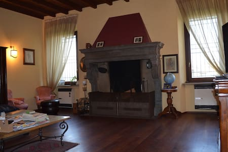 Antica cascina Franciacortina - House