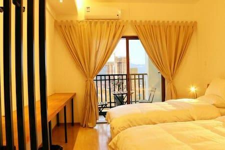 Riverview private room - Apartamento