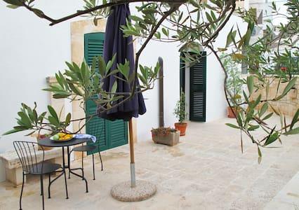 Trullo Vecchio Olivo - Alberobello Historic Centre - Maison