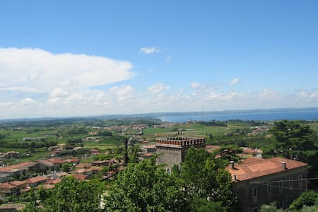 Amazing Garda lake view Villa - Cavaion Veronese