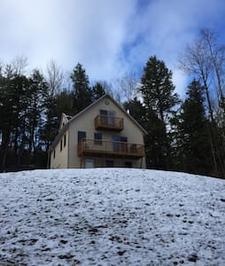 White Mountains Retreat - Campton - Casa