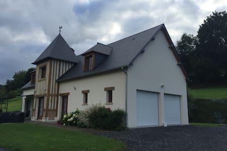 Charmante maison contemporaine - Ev