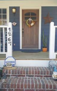 Spacious, Artful East Atlanta Home - Atlanta - House