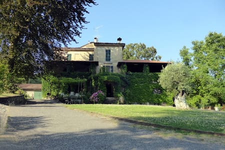 La Palazzina B&B con 3 camere_Camera gialla - Bed & Breakfast