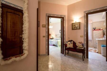Accogliente stanza app fuori città - Apartment