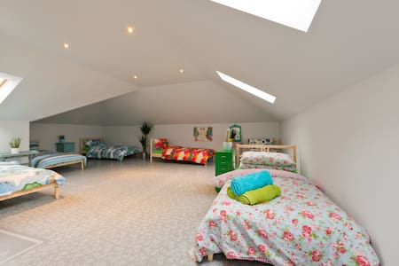 Lus Mor Dorm Bed 6 - Roundwood - Bed & Breakfast