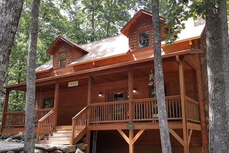 Three Bears Cabin - Sautee Nacoochee - Kisház