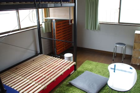Dorm for Males/5min from TobaStn - Toba city - Huis