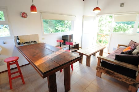 DEPARTAMENTO MODERNO EN EL CENTRO - Villa La Angostura - Apartment