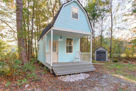 TINY HOUSE - BIG STYLE - A unique place to stay! - Summerville - Chambres d'hôtes