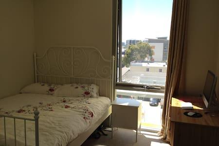 Perth CBD appartment 1 double room - Perth - Bed & Breakfast