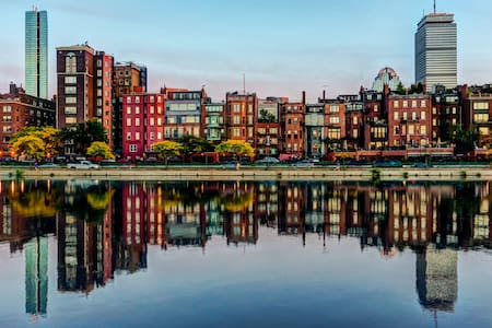 Private bath, Close to Harvard Unv and LUXURY !! - Boston - Bed & Breakfast