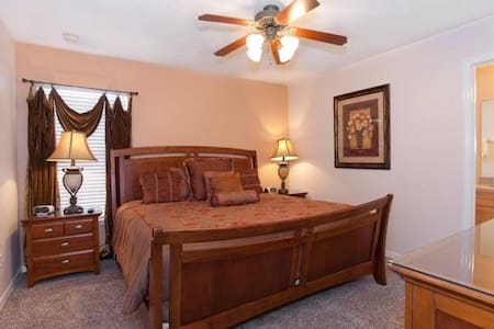 !!Super Airbnb experience!!  King~2 - Kissimmee