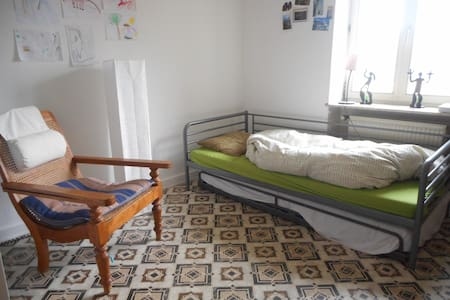 Shared room near Central Station - Luxembourg - Apartamento