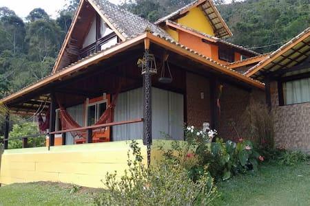 Casa Saíra 7 Cores PARA FINAIS DE SEMANA