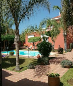 ANYZIA - Belle villa avec piscine - Haus