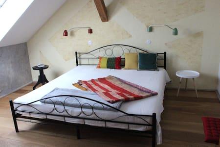 Ruhe und Entspannung in Strodehne - Appartement