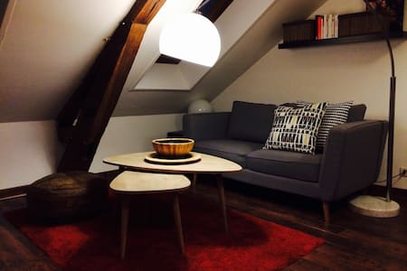 Centre Ville Arras appartement cosy - Leilighet