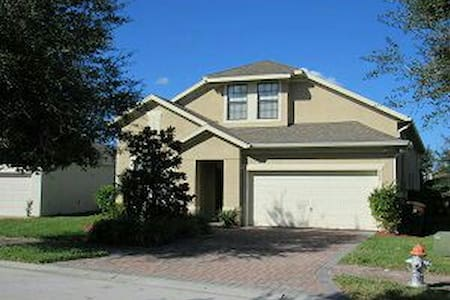 5 Bedroom, 5 Bathroom Villa Near Disney - Davenport - Casa