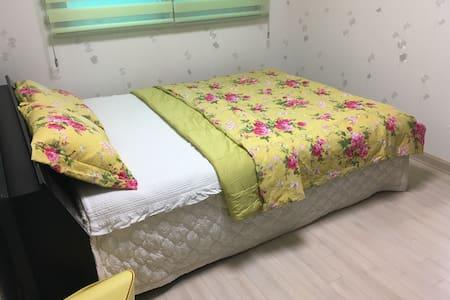 자연으로 가는 길목 (A double bed room) - Apartamento
