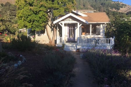 Lovely, bright and comfortable apartment - Stinson Beach - Apartment