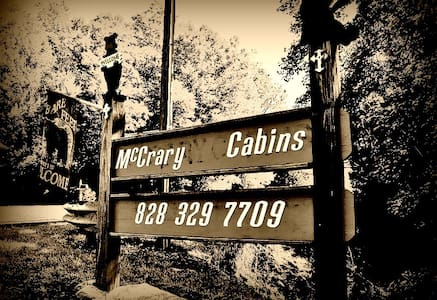 Mccrary's Cabins Cabin #1 - Hendersonville