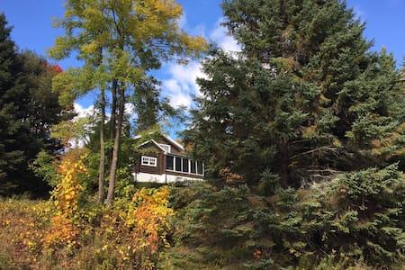 Ma cabane au Canada - Sainte-Marguerite-du-Lac-Masson - Chalet
