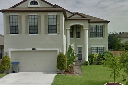 Huge Comfy Luxury Home near Beaches, Disney, KSC - Titusville - Ház