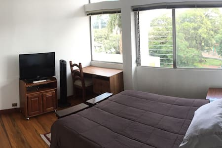 Private Room in the Heart of San José - San José - Appartement