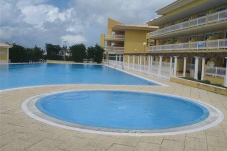 T1 Santa Cruz c/piscina e campo de ténis - Silveira