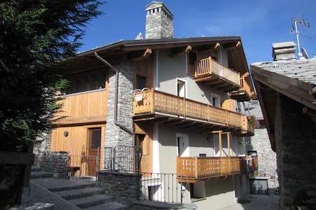 Appartamento in Borgo Storico Pedonale 700 mslm - Saint Maurice - Apartment