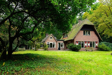 Veluwe Cottage with 4 bedrooms! - Cabin