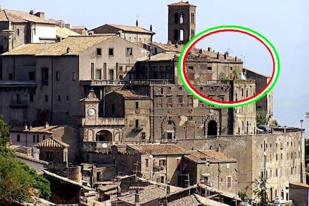 Bomarzo / Orsinischloss / Penthouse - Bomarzo - Castle