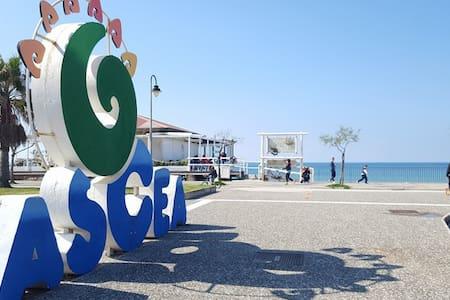CasaVacanzeAsceaMarina, nel cuore del Cilento - Marina di Ascea