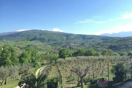 CASALE 1800, A ROOM WITH A VIEW. - Bed & Breakfast