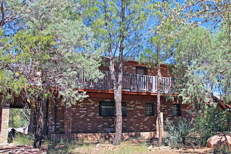 Trails End Loft House on the East Verde River - Payson - Ház