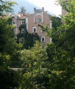 Bilocale sulle Passeggiate di Merano - Merano - Appartement