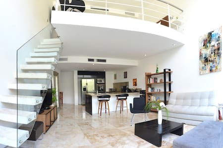 Amazing 1 BR in the Best Location w/ beach club!! - playa del carmen - Lägenhet