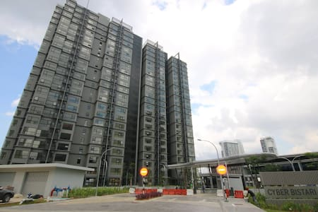 New Cozy Suite @ Cyberjaya - Cyberjaya - Apartment