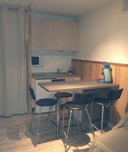 LE CORBIER - Bat SOYOUZ VANGUARD - Saint-Jean-de-Maurienne - Appartement